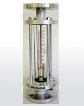 短納期フランジ型、ステンレス製の流量計です。