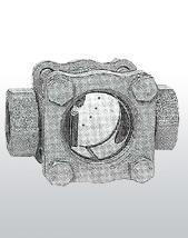 RFS / RBS / RFF / RBF type/Site glass (a flapper-type ball type)